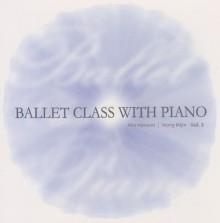 Ballet Class with Piano 3집