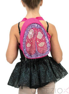 [Capezio] B222C Glitter Backpack